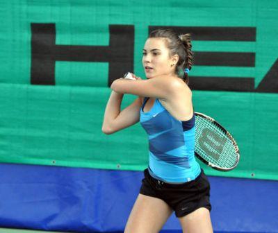 Ruse a învins-o pe Cadanţu la US Open