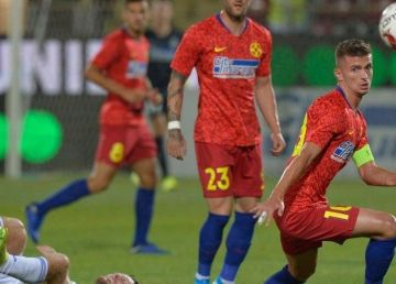 "FCSB s-a calificat ""miraculos"" în play-off-ul Europa League"