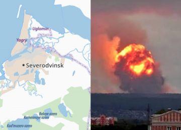 Un nou Cernobîl în Nordul Rusiei, după explozia rachetei nucleare din poligonul de la Arhanghelsk