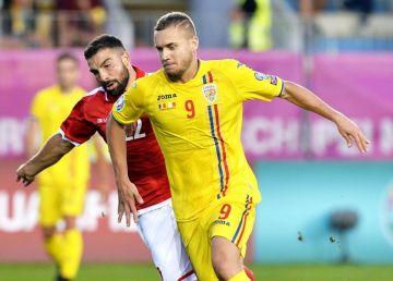 Preliminariile EURO 2020. România a învins Malta cu scorul de 1-0 și rămâne în cărțile calificării