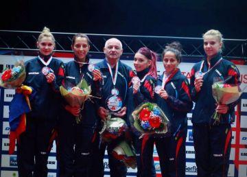 România, din nou campioană europeană la tenis de masă. Portugalia, fără replică în faţa fetelor noastre