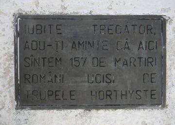 79 de ani de la masacrul hortyst de la Treznea. 86 de persoane, executate de militarii Batalionului 22 Debreţin, pentru vina de a fi români