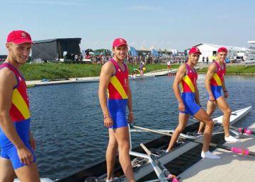 Canotajul românesc are viitor! 7 medalii de aur la Balcaniada de Juniori de la Belgrad