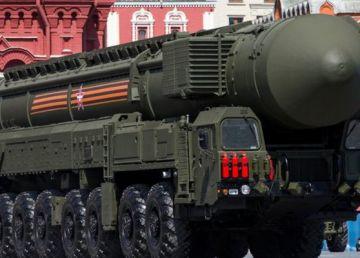 Cursa înarmarii se oprește pe străzile Moscovei?