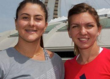 """Simona Halep, prima tenismenă din circuit care a felicitat-o pe Bianca Andreescu. """"România este mândră de tine"""""""