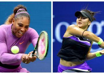 Bianca Andreescu versus Serena Williams, o confruntare mult aşteptată în marea finală de la US Open