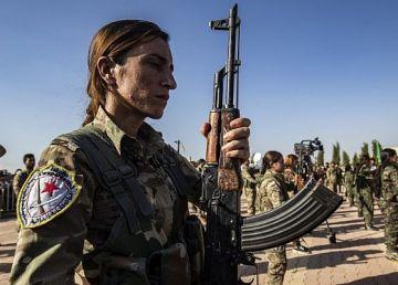 Trupele siriene au intrat în orașul Kobane. O mie de kurzi s-au refugiat în Irak. Urmează confruntarea cu trupele turce