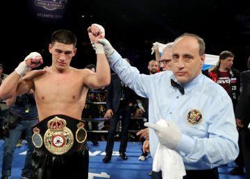 Pugilistul rus Dmitri Bivol rămâne cu titlul de campion WBA la semigrea. A șaptea victorie
