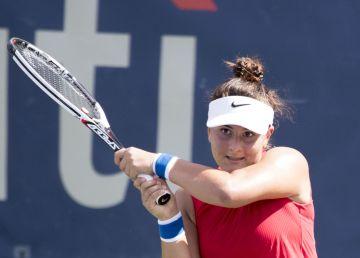 Bianca Andreescu părăsește Turneul Campioanelor