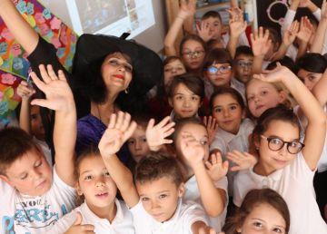 Învățătoarea Florentina Golea, despre dascălul-copil sau cum să fii profesor prin teatru educațional