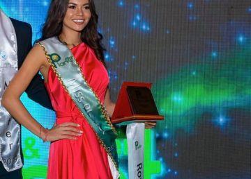 """Titlul Miss Planet 2019, câştigat de o româncă. """"Azi am pus România în topul Planetei!"""""""