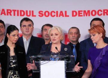 PSD, redus de votul românilor la numai cinci judeţe! Dezastru pe linie