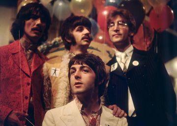 """VIDEO. Un album al trupei """"The Beatles"""" a revenit în Topuri după 50 de ani"""