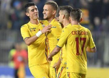 Preliminariile Campionatului European de fotbal U-21 din 2021. România a învins cu 3-0 Irlanda de Nord