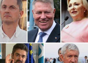 Campania electorală pentru alegerile prezidenţiale a început. Calendarul procesului electoral