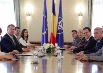 PNL, primul partid cu care se va consulta Klaus Iohannis vineri la Cotroceni