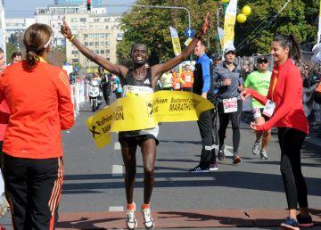 Hosea Kipkemboi a câștigat  din nou Maratonul Internațional București