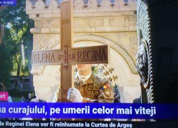 UPDATE. FOTO. VIDEO. Cortegiul funerar a ajuns la Curtea de Argeş. Un moment istoric pentru România şi Regalitate