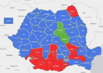 """Alegeri prezidenţiale 2019. Care sunt judeţele """"roşii"""" unde Dăncilă a obţinut victoria"""
