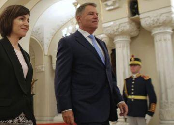 """UPDATE. Iohannis, despre criza politică de la Chişinău: """"Sprijinul României va fi strict condiţionat de continuarea reformelor"""""""