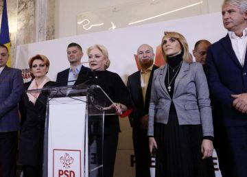 """Când va fi """"mazilită"""" de la cârma PSD Viorica Dăncilă? Patru baroni se încălzesc pe margine"""