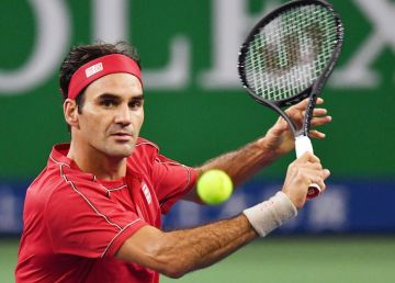 Federer a început cu stângul la Turneul Campionilor