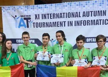 O nouă performanţă a echipelor României la Turneul Internaţional de Informatică