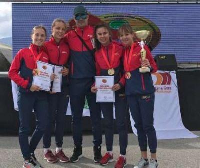 5 medalii pentru România la Campionatele Balcanice de Cros de la Berane