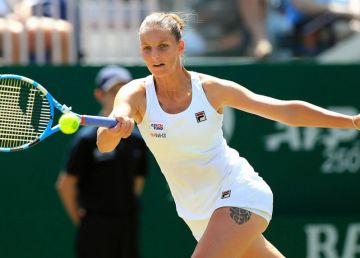 Karolina Pliskova s-a calificat în semifinalele turneului WTA de la Roma