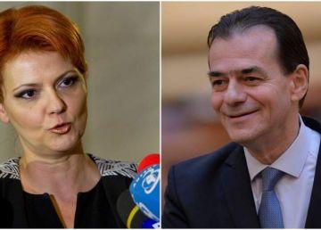 """O nouă criză de isterie a Olguţei Vasilescu: """"Ludovic cel mic anunță că m-a demis"""""""