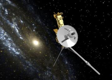 Cine apără Terra de radiaţiile cosmice. Noi informaţii, transmise de sonda Voyager 2