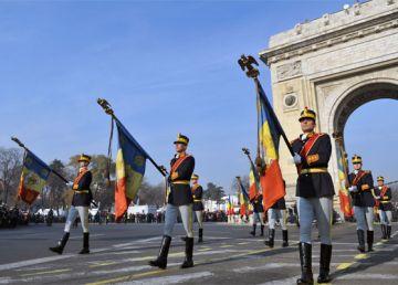 """101 ani de România. """"Bucuria noastră nu este bucuria unei singure generaţii, ci a întregului popor român"""""""
