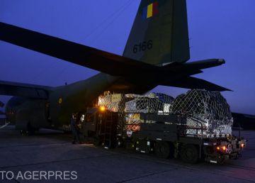 Guvernul României va trimite ajutoare umanitare în Albania, după cutremurul devastator din 26 noiembrie
