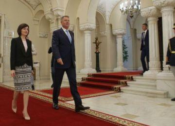 Iohannis, PNL şi strategia de politică externă pentru R.Moldova