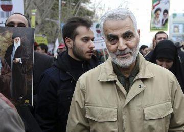 Generalul iranian Qassem Soleimani, ucis la Bagdad în urma unui raid american