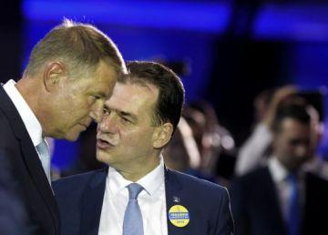 """UPDATE. Orban, la finalul întâlnirii cu Iohannis: """"România are nevoie de alegeri anticipate"""""""