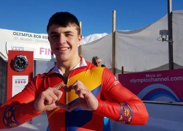 Jocurile Olimpice de Tineret-Lausanne. Încă o medalie de aur pentru România la monobob