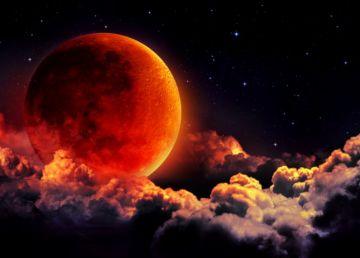 Prima eclipsă de lună din 2020, vizibilă şi pe teritoriul României