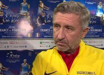 """Concluzia lui Segărceanu după ratarea calificării în Grupa Mondială a Fed Cup. """"Era o minune dacă România reuşea să câştige acest meci"""""""