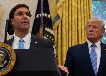 "Esper: ""Am restabilit un anumit nivel de descurajare cu Iranul"""