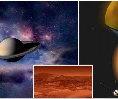 A mai căzut un mit. Viaţa pe Titan, luna planetei Saturn, improbabilă