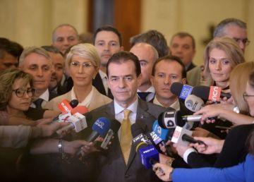 """UPDATE. Carantină la Palatul Victoria! GCS: """"Orban și miniștrii au rezultate negative la testele pentru COVID-19"""""""