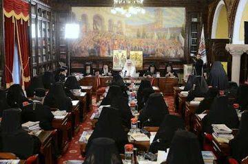 Sfântul Sinod al BOR a explicat modul cum s-ar putea realiza autocefalia întregii Biserici Ortodoxe din Ucraina