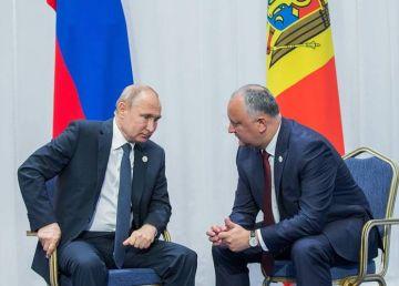 Dodon, coronavirusul și împrumutul de la ruși