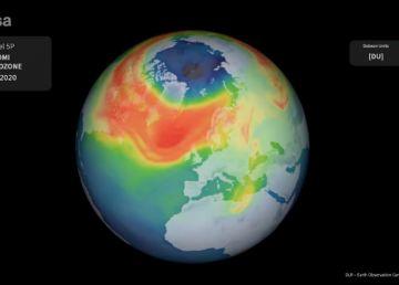 Cea mai mare gaură în stratul de ozon, deasupra Polului Nord. China, cel mai mare poluator al lumii