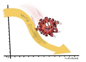 Posibile efecte ale pandemiei de COVID-19 asupra economiei globale