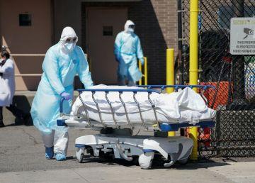 SUA, aproape de vârful pandemiei de COVID-19? 1939 de decese, înregistrate în ultimele 24 de ore