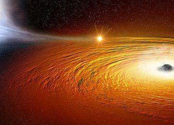 STUDIU. S-a descoperit cea mai apropiată gaură neagră de Terra. Poate fi observată din emisfera sudică