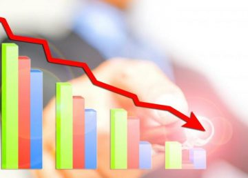 Indicele ROBOR la 3 luni a scăzut. S-a înregistrat cea mai mică valoare din ultimii doi ani