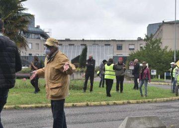 VIDEO. Vestele galbene au ieșit din nou în stradă. Guvernul francez, ținta protestatarilor